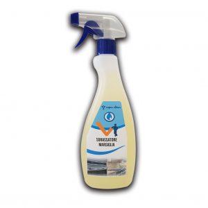 Detergente in flacone da 750 ml sgrassatore multiuso profumazione marsiglia - Detergente multiuso Detergenza - Coleschi