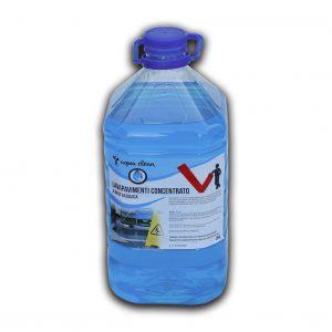 Detergente pavimenti profumazione lyfor tanica pet con maniglia 5 lt - Detergente pavimenti Detergenza - Coleschi