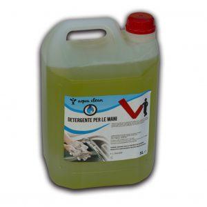 Sapone lavamani igienizzante profumazione limone - Sapone lavamani igienizzante Detergenza - Coleschi