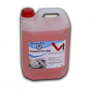 Sapone lavamani igienizzante profumazione muschio bianco - Sapone lavamani igienizzante Detergenza - Coleschi