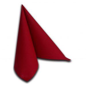 Tovagliolo Airlaid Rosso