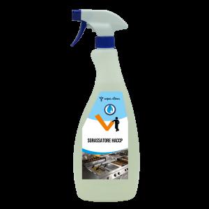 Detergente Sgrassatore HACCP