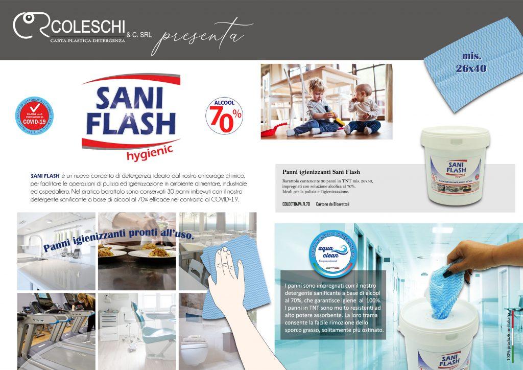 Sani Flash