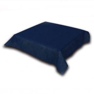 Tovaglia TNT 100x100 blu