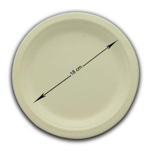 Bio servito piatti diametro 18 - Bio servito piatti Pizzeria e Ristorazione - Coleschi